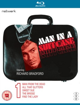 Man in a Suitcase: Volume 1 [Blu-ray]