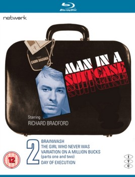 Man in a Suitcase: Volume 2 [Blu-ray]