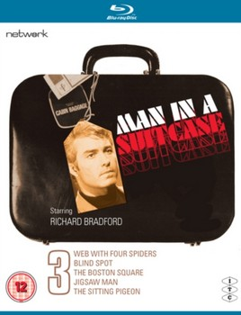Man in a Suitcase: Volume 3 [Blu-ray]