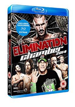 WWE: Elimination Chamber 2014 (Blu-ray)