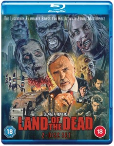 Land Of The Dead ( Blu-Ray )