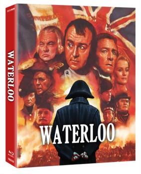 Waterloo  (Limited Edition) [Blu-ray] [1970]