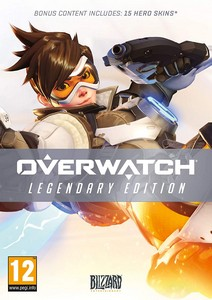 Overwatch Legendary Edition (PC CD)