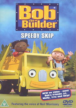 Bob The Builder - Speedy Skip (DVD)