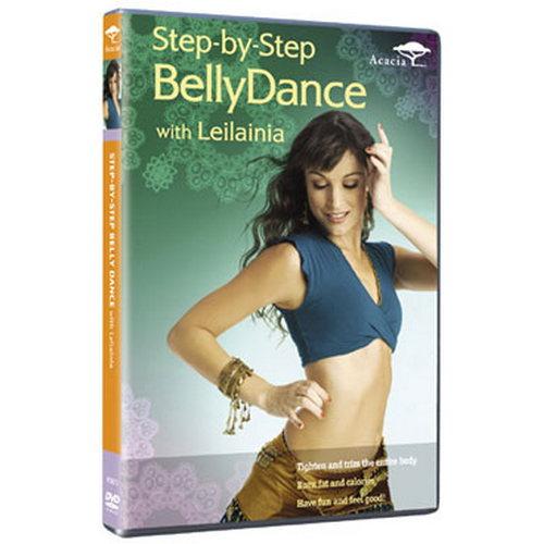 Step By Step Bellydance (DVD)