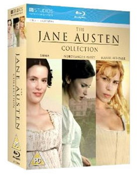 The Jane Austen Collection (Blu-ray)