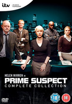 Prime Suspect - Complete Collection (DVD)