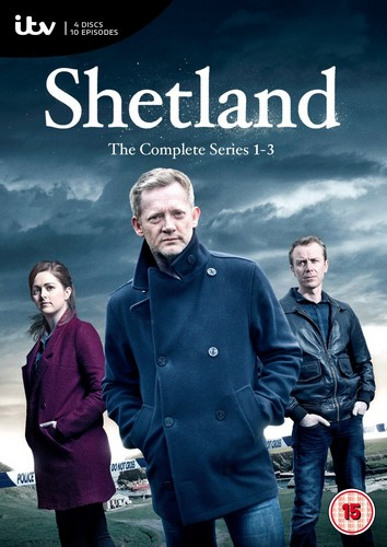 Shetland Complete Series 1-3 (DVD)