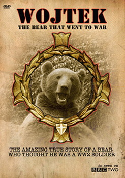 Wojtek - The Bear That Went To War (2011) (DVD)