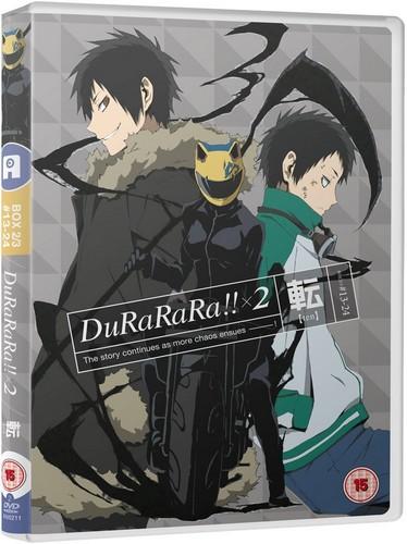 Durarara!!X2 Ten - DVD
