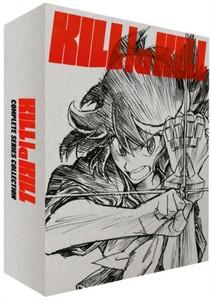 Kill La Kill (Complete Series) [Blu-ray]