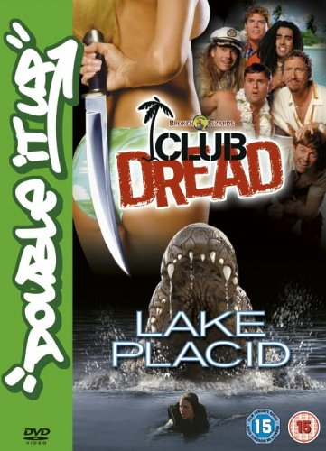 Lake Placid/Club Dread (Uncut) (DVD)