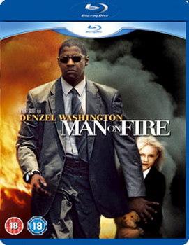 Man On Fire (Blu-Ray)