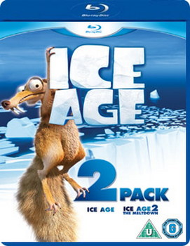 Ice Age / Ice Age 2 - The Meltdown (Blu-Ray)