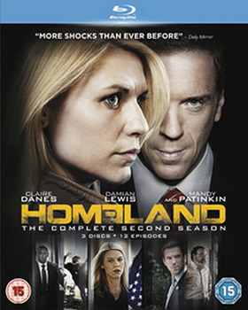 Homeland - Season 2 (Blu-ray)