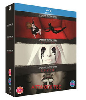American Horror Story - Season 1-3 (Blu-ray)