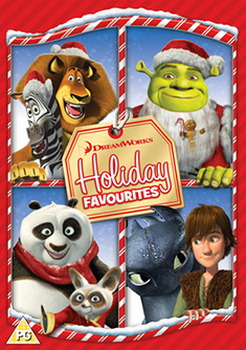 Dreamworks Holiday Favourites (Shorts Compilation) (DVD)