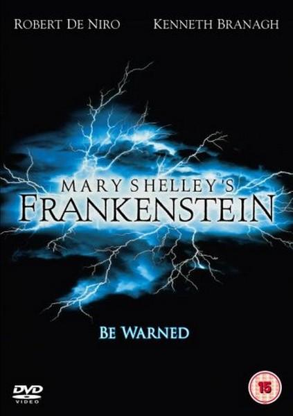 Mary Shelleys Frankenstein (DVD)