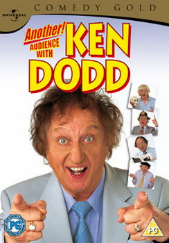Another Audience With Ken Dodd - Comedy Gold (2010) (DVD)