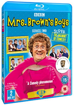 Mrs Brown's Boys - Series 2 (Blu-ray)