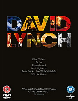 David Lynch Boxset (DVD)