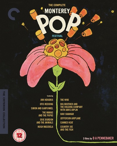 The Complete Monterey Pop Festival - The Criterion Collection (Blu-ray)