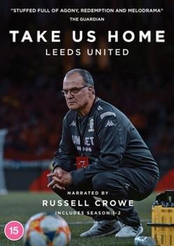 Take Us Home: Leeds United - Season 1 & 2 [DVD] [2021]