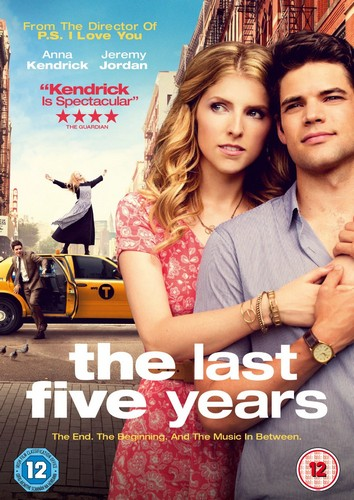 The Last Five Years (DVD)
