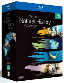 BBC Natural History Collection (Blu-Ray)