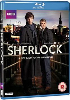 Sherlock - Series 1 (Blu-Ray)