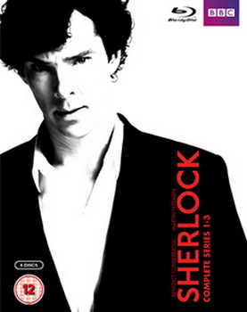 Sherlock - Series 1-3 (Blu-ray)