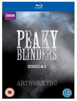 Peaky Blinders: Series 1 and 2 (Blu-ray)