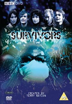 Survivors - Series 1-3 - Complete (DVD)
