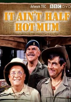 It Ain'T Half Hot Mum - Series 1-8 - Complete (DVD)