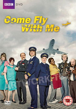 Come Fly With Me - Series 1 (DVD)