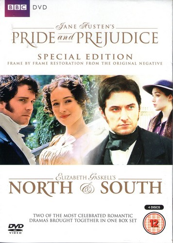 Special Edition: Pride And Prejudice/ North And South (DVD)