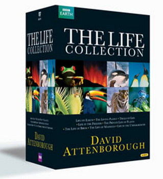 David Attenborough: The Life Collection (2002) (DVD)