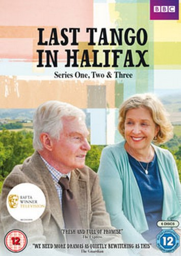 Last Tango In Halifax - Series 1 - 3 (DVD)