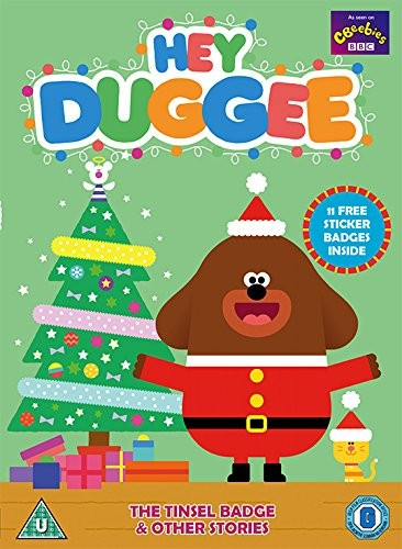 Hey Duggee - The Tinsel Badge & Other Stories (DVD)