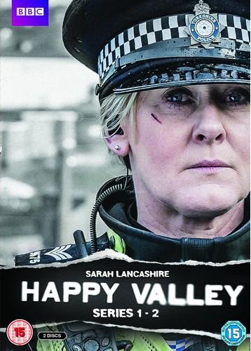 Happy Valley - Series 1 & 2 (DVD)