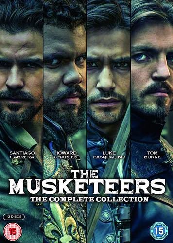 Musketeers - Series 1-3