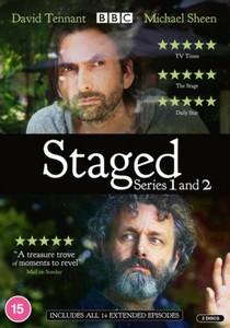 Staged - Series 1 & 2 [DVD] [2021]