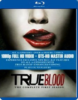 True Blood - Season 1 (Blu-Ray)