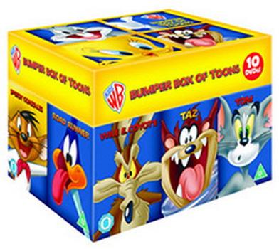 Looney Tunes - Big Faces (DVD)