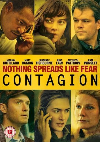 Contagion (DVD)
