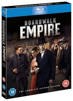 Boardwalk Empire: The Complete Second Season (Blu-Ray)