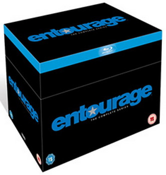Entourage - Series 1-8 - Complete (Blu-Ray)
