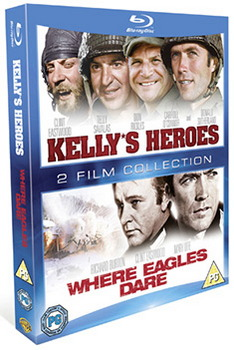 Kelly's Heroes/Where Eagles Dare Double Pack (Blu-ray)