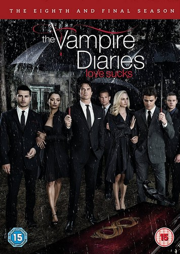 The Vampire Diaries: The Complete Eighth Season [DVD]