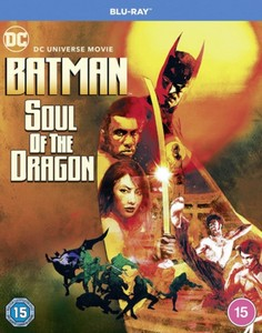 Batman: Soul of the Dragon [Blu-Ray] [2021] [